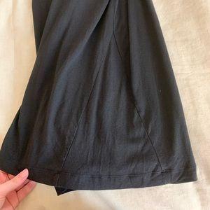 Patagonia Dresses - Patagonia Black Dress with Built In Bra